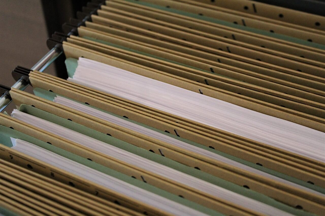 Szafy metalowe na dokumenty